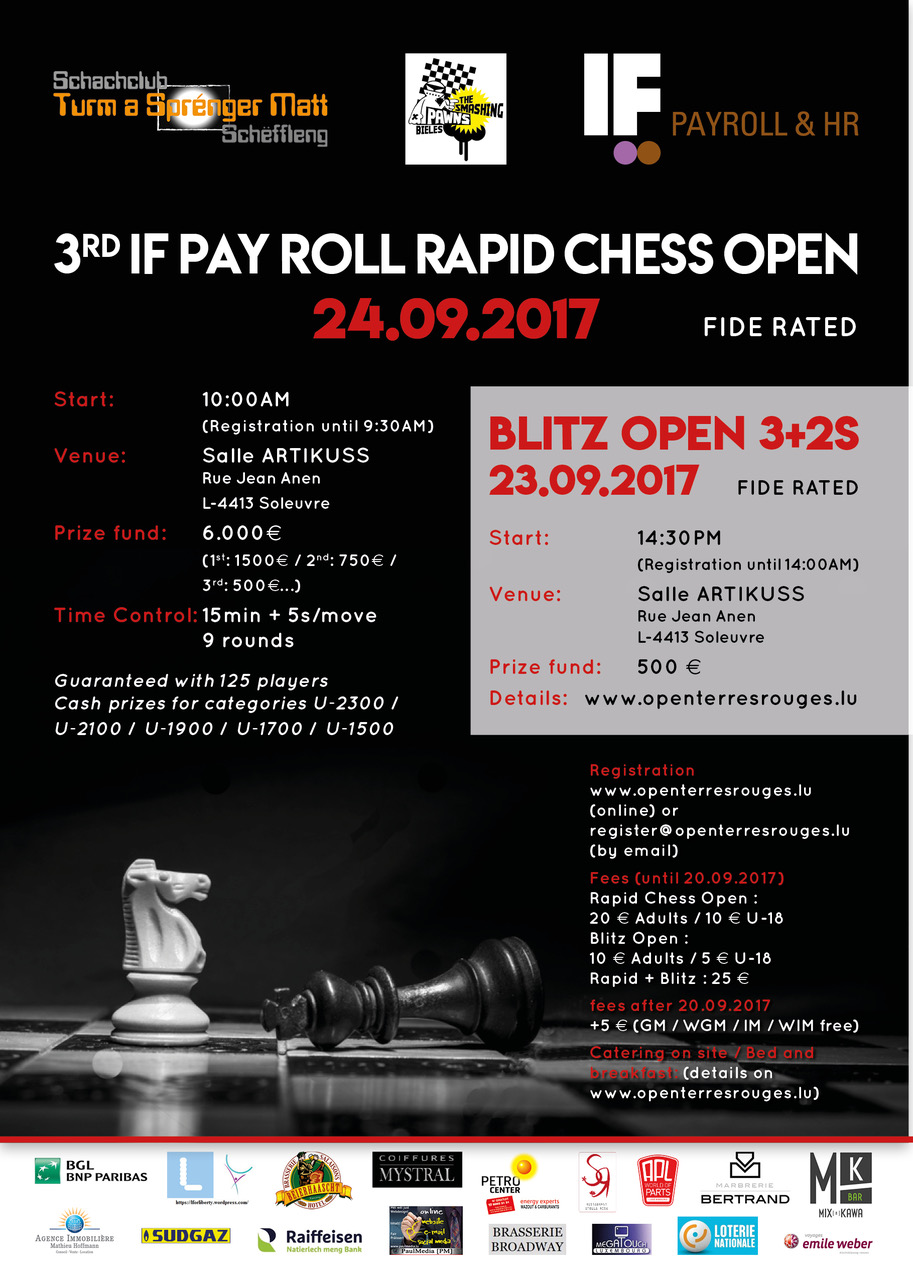 CJZ CHESS Flyer A5